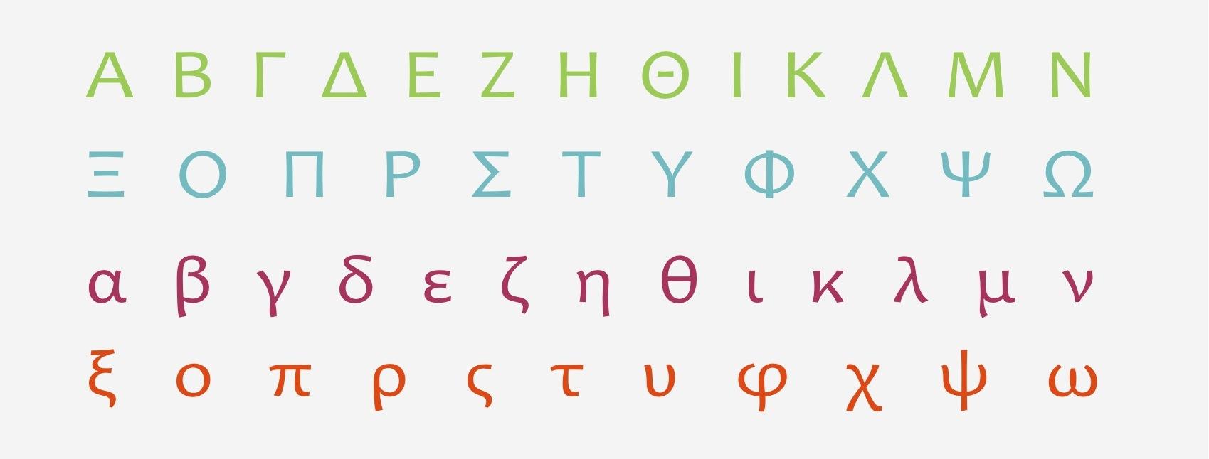 New! Modern Greek Courses