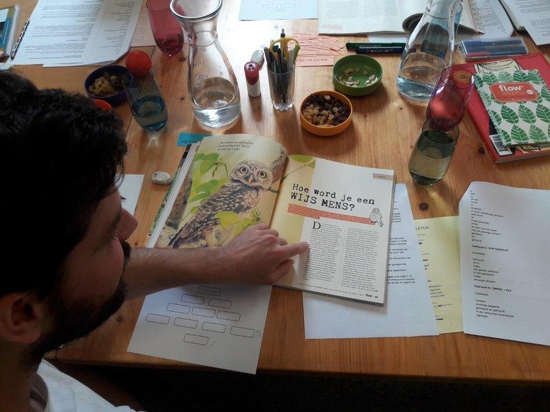 Workshop: creative writing in Dutch