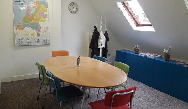 Kookoovaja's new classroom!