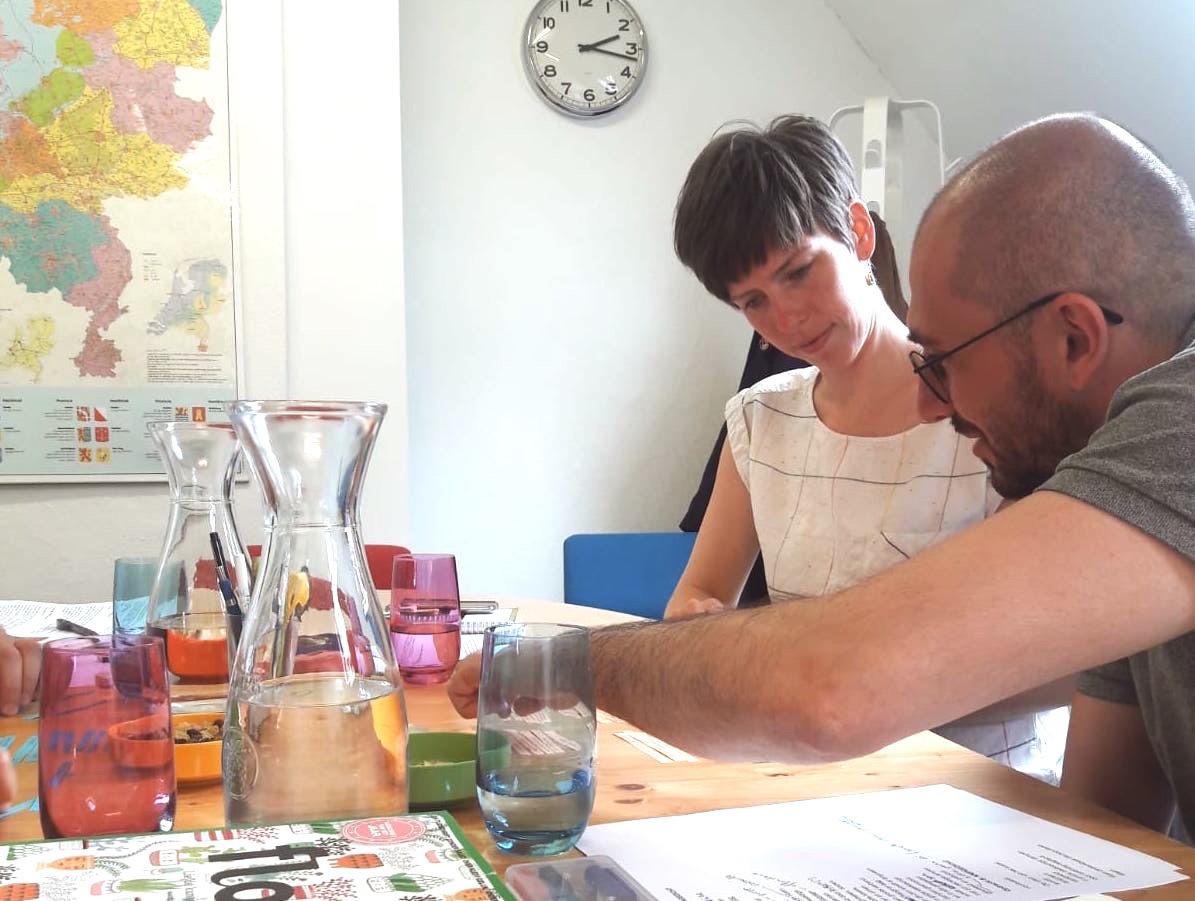 Follow-up online intensive Dutch course